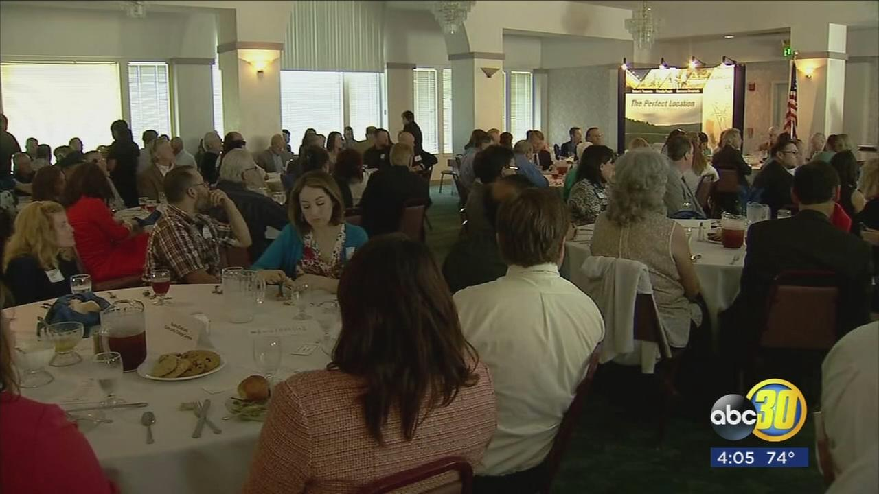 Leaders in Madera came together to talk about new business and the need for jobs