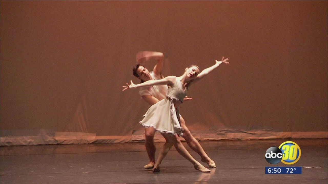 A Santa Barbara ballet company is dancing its way through Valley schools