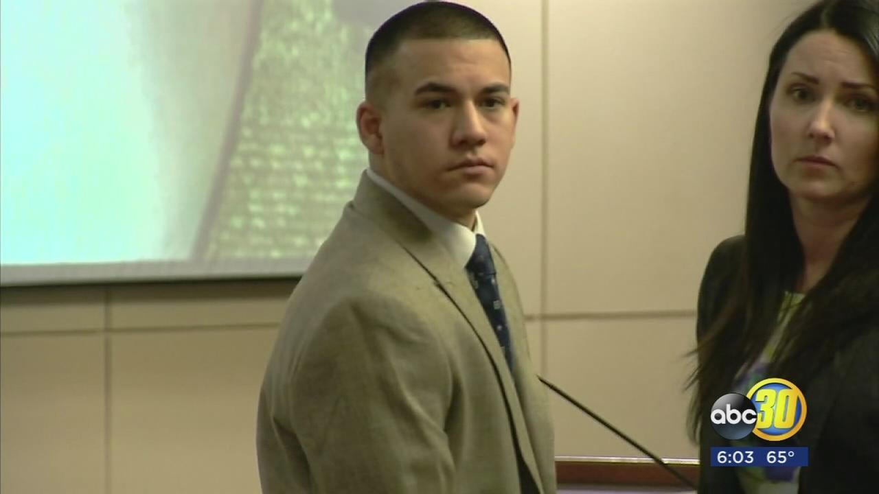 Witness testimony underway in the trial of a Merced County man accused of killing 9-month-old son