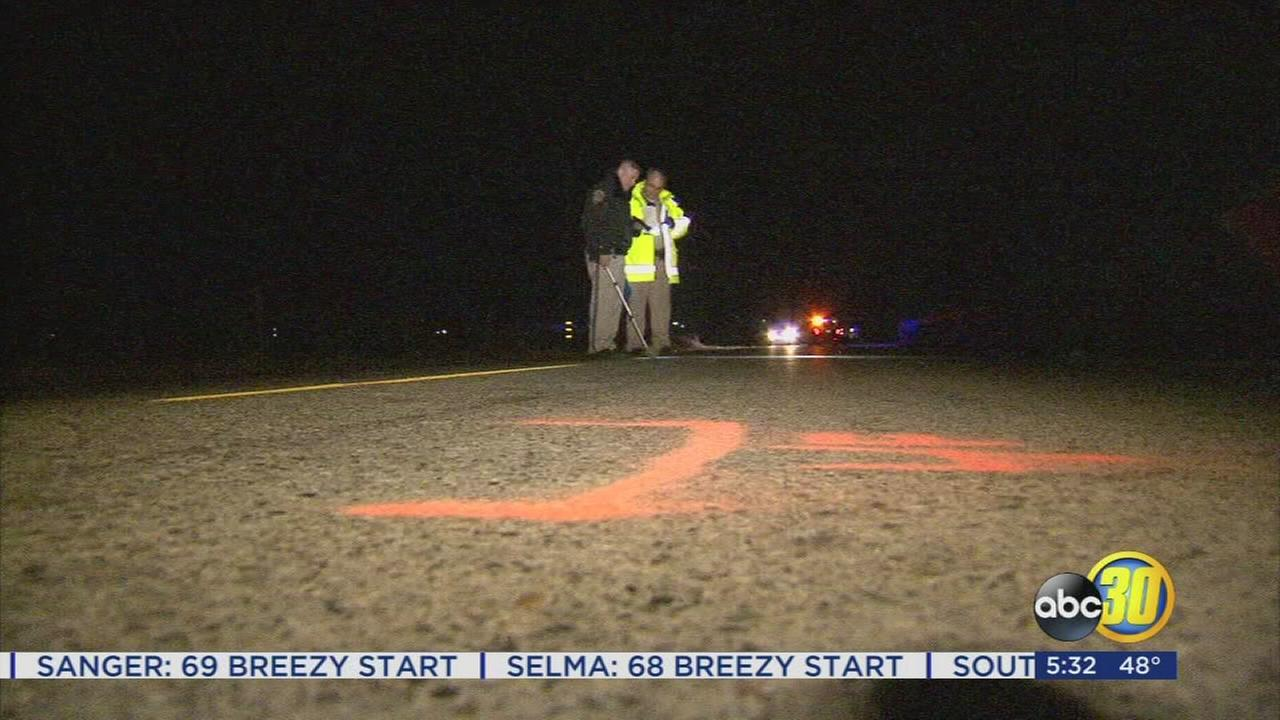Man hit, killed by car near Selma