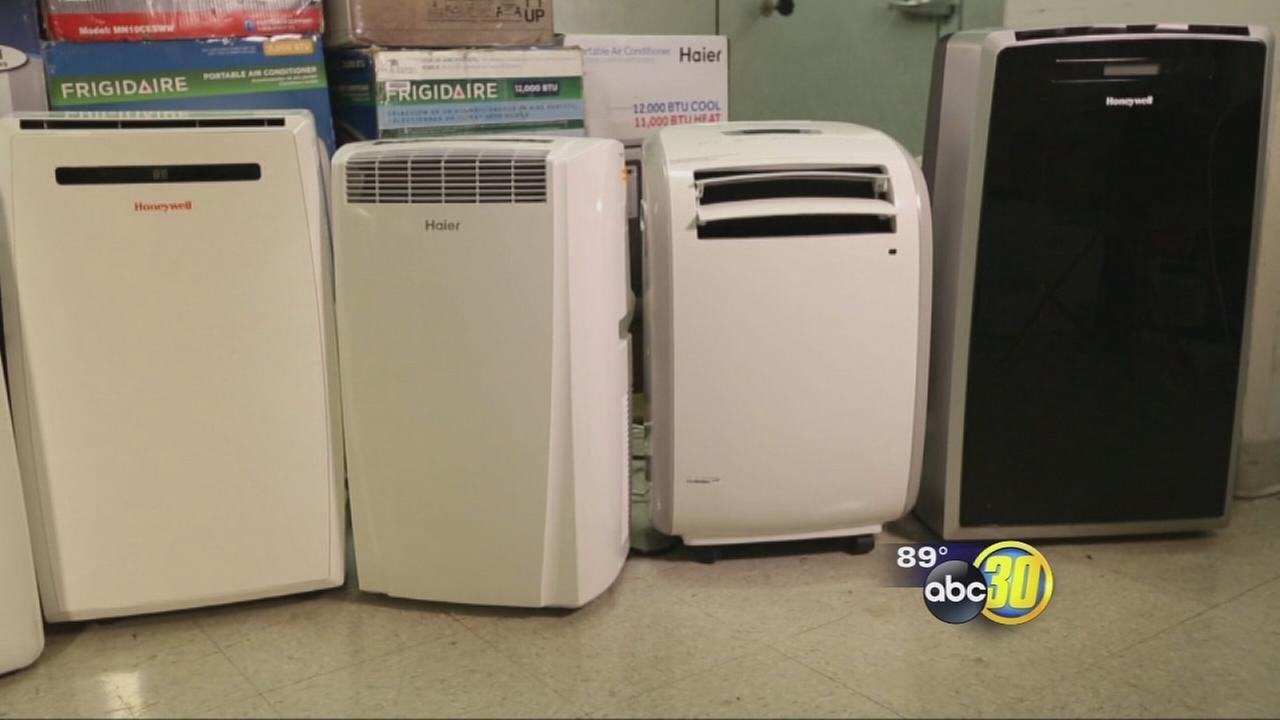 Consumer Reports: Poor-performing portable air conditioners