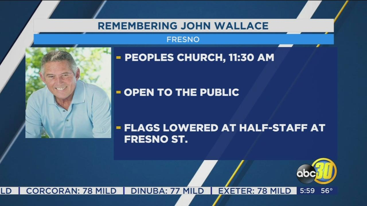 John Wallace Memorial Service