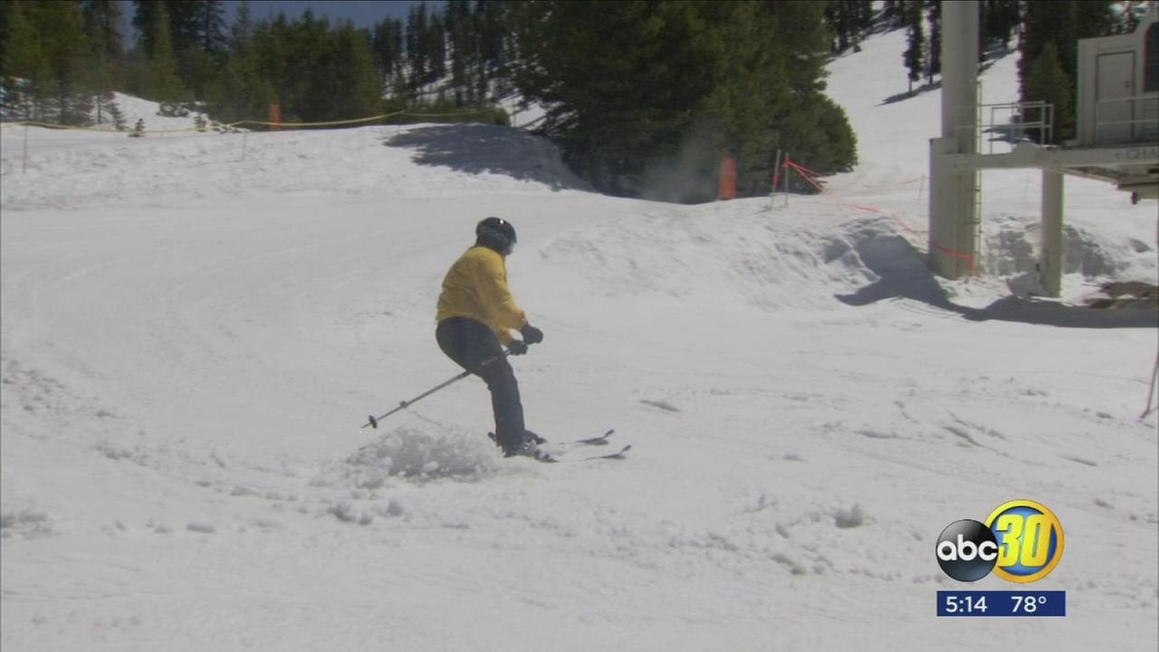 China Peak officials expecting a busy Spring Break to cap off successful season
