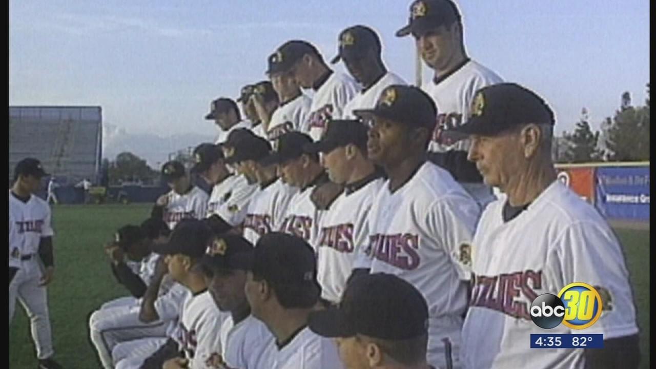 Grizzlies celebrate 20th anniversary in Fresno