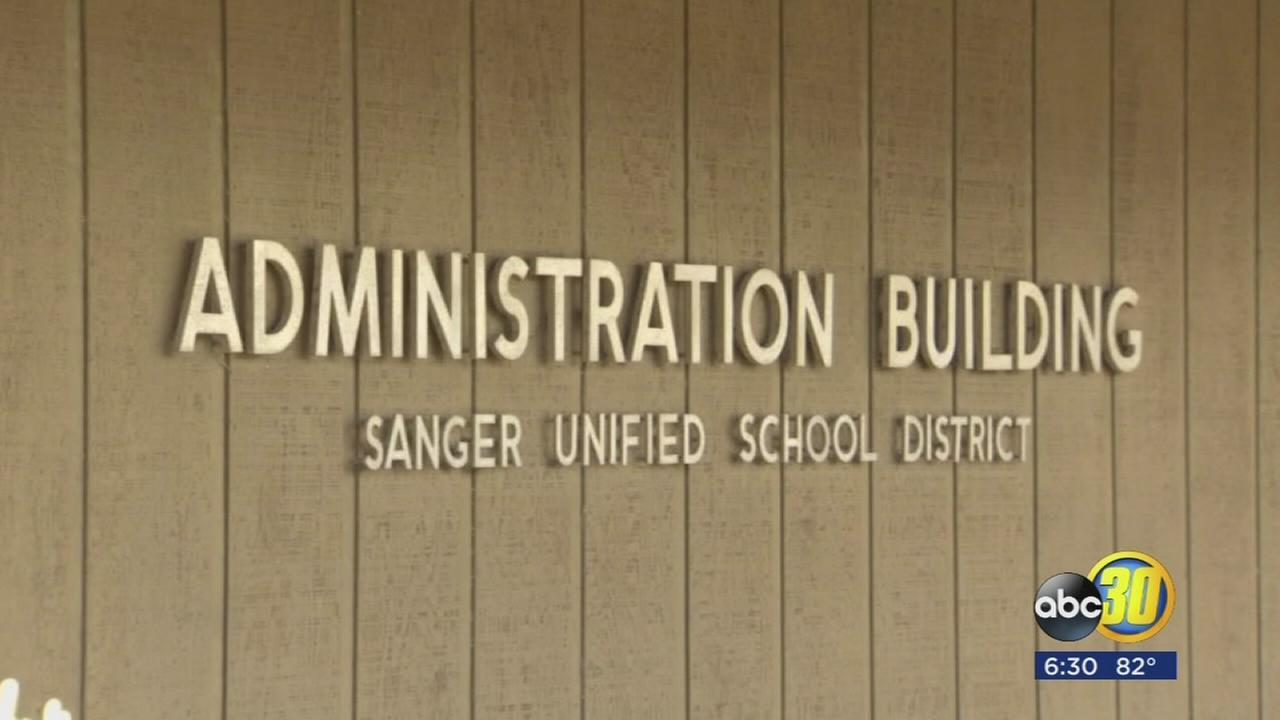 Investigators look for suspects who used fake checks to steal from Sanger Unified