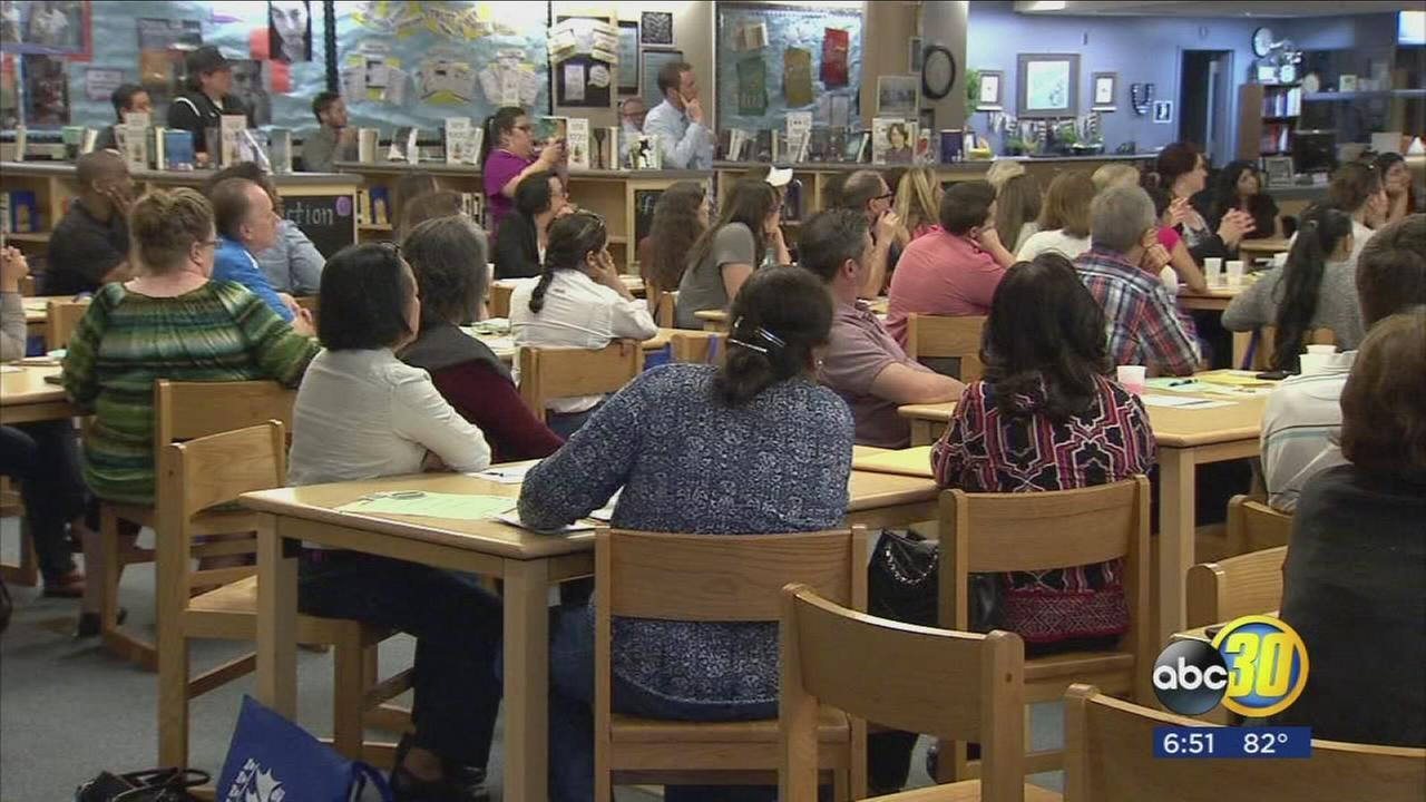 Clovis Unified holding Parents Academy to help parents talk to their kids about depression