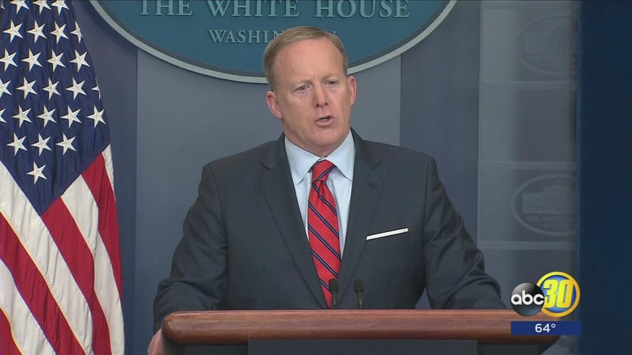 Local member of Jewish community speaks after White House Press Sec. comments about Hitler