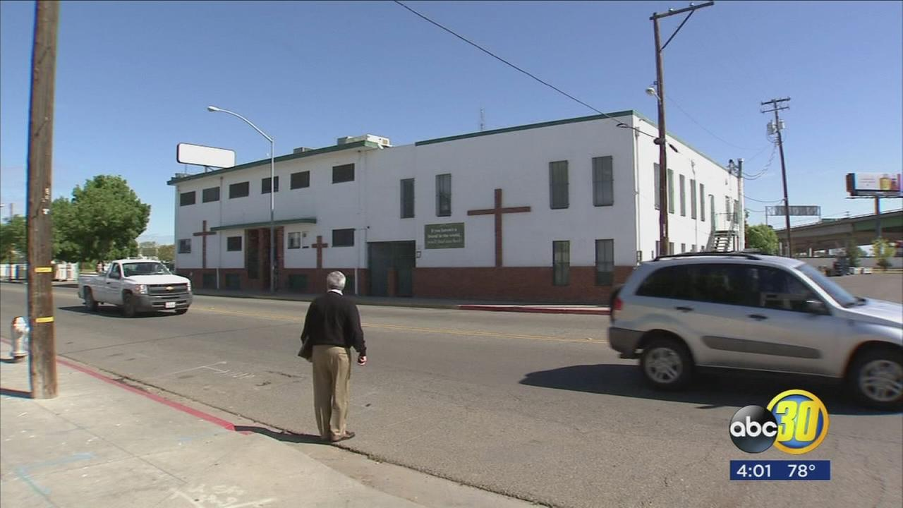 Part of Fresno Rescue Mission to be demolished and moved due to High-Speed Rail