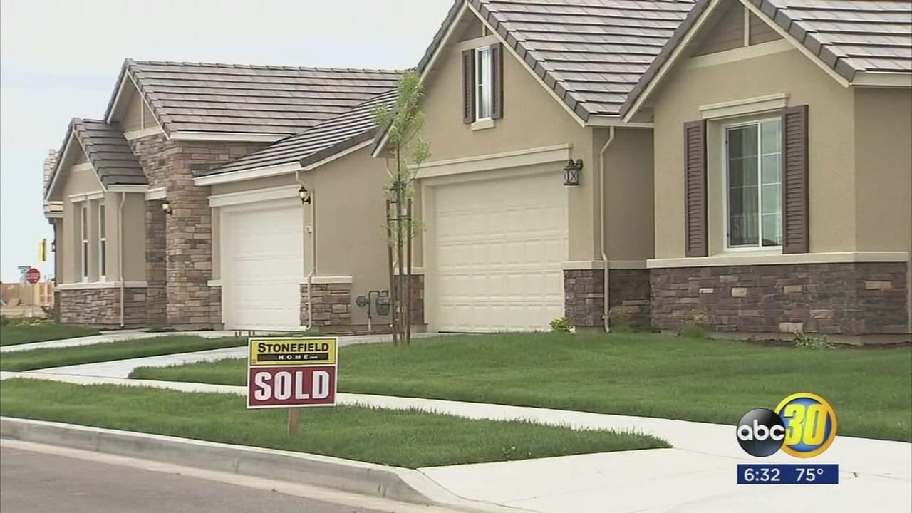 Bay area home buyers flocking to the North Valley in search of a lower price tag