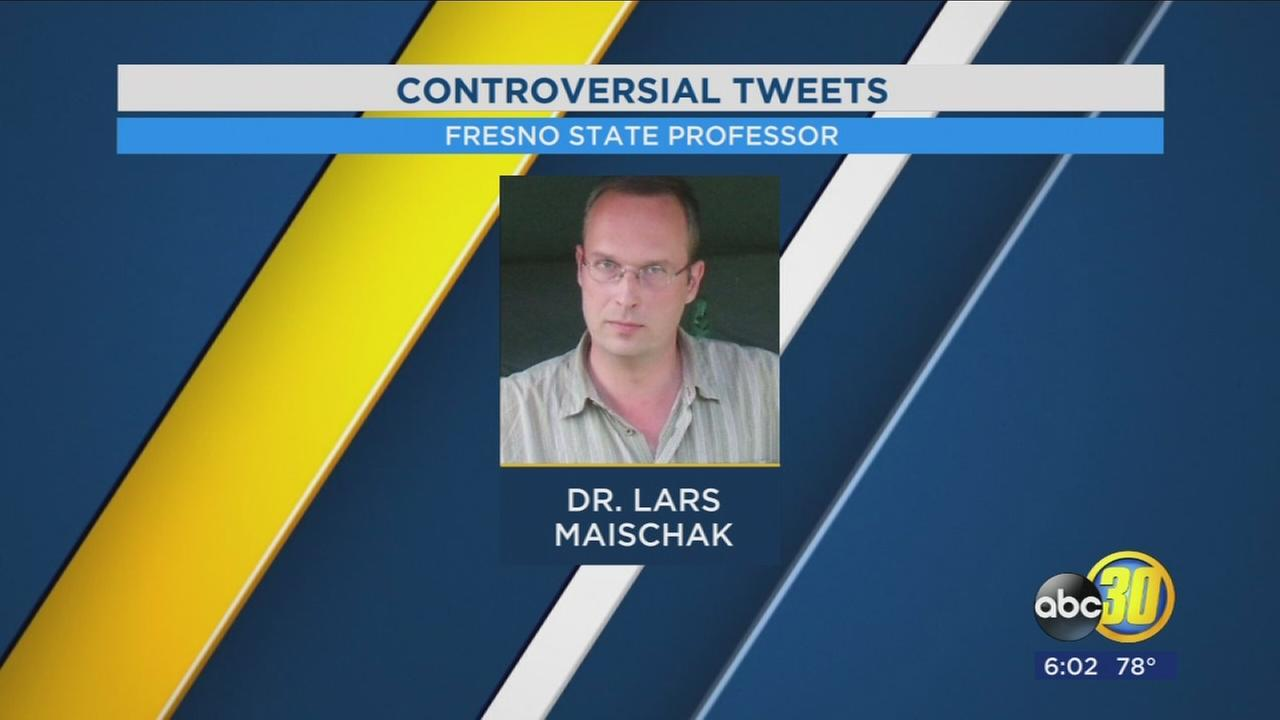 Fresno State professor apologizes after calling for the execution of President Donald Trump