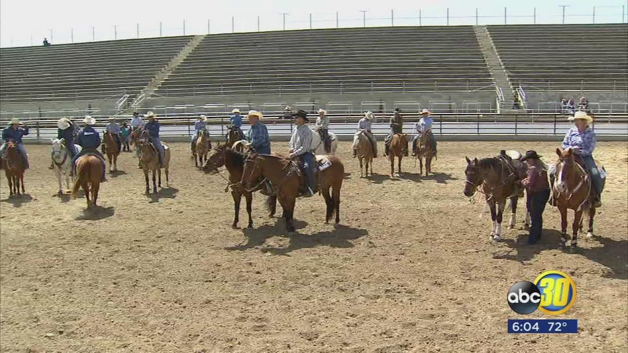 17th annual Ranch Rodeo held in Clovis