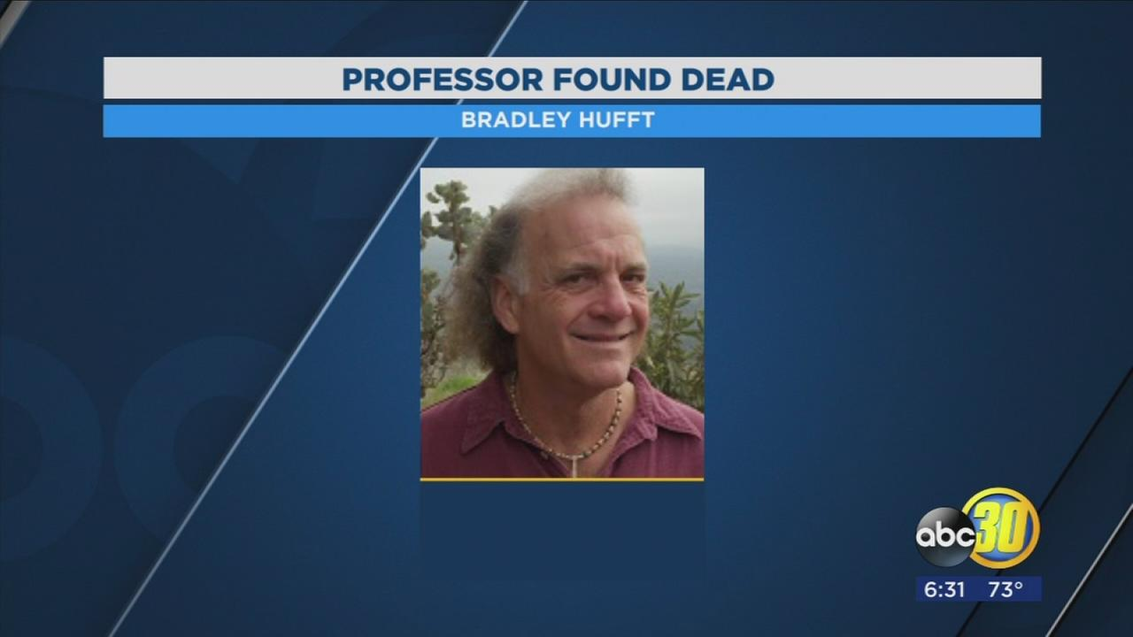 Fresno State professor found dead in car in Coarsgold