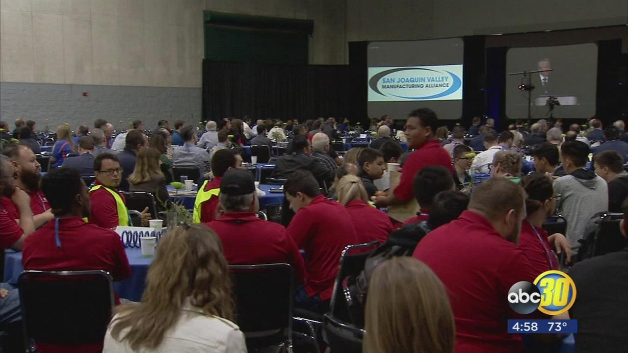 Manufacturing summit in the Valley brings industry together and pushes for training the next generation
