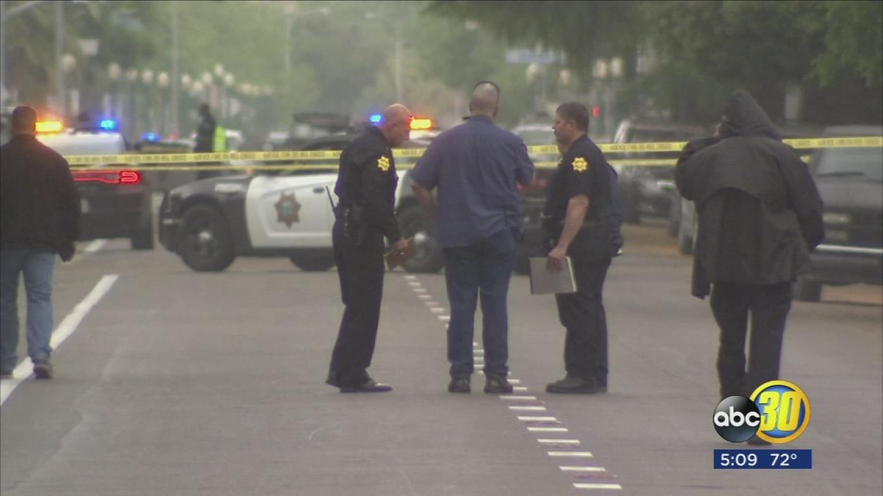 Fresno Police Chief says officers still in the midst of trying to deal with tragedy