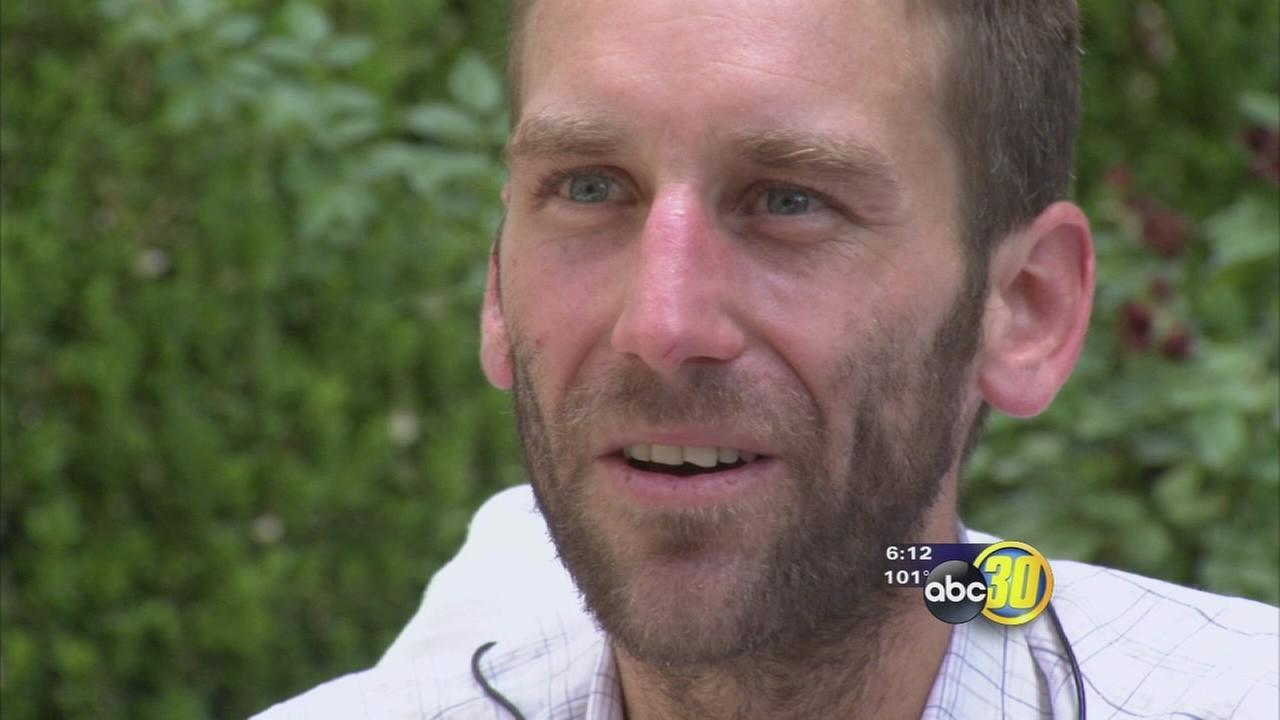 Clovis hiker shares his story of survival