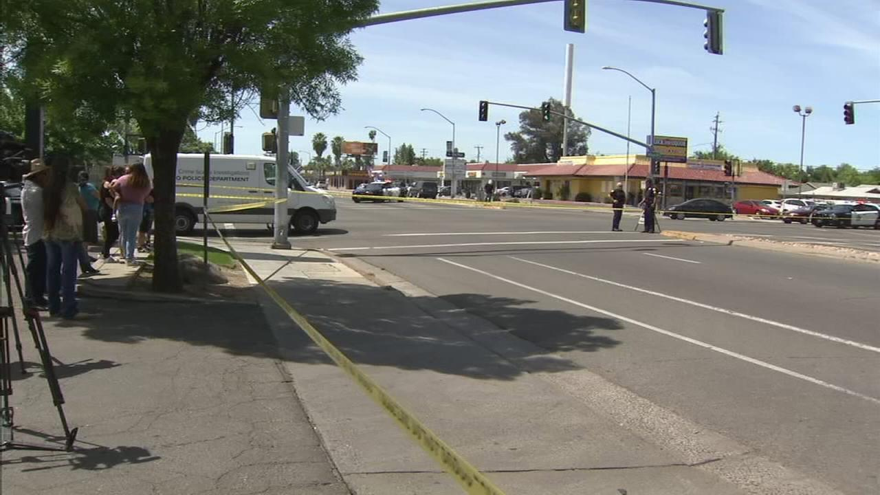 Police searching for driver in deadly hit-and-run crash in Southeast Fresno