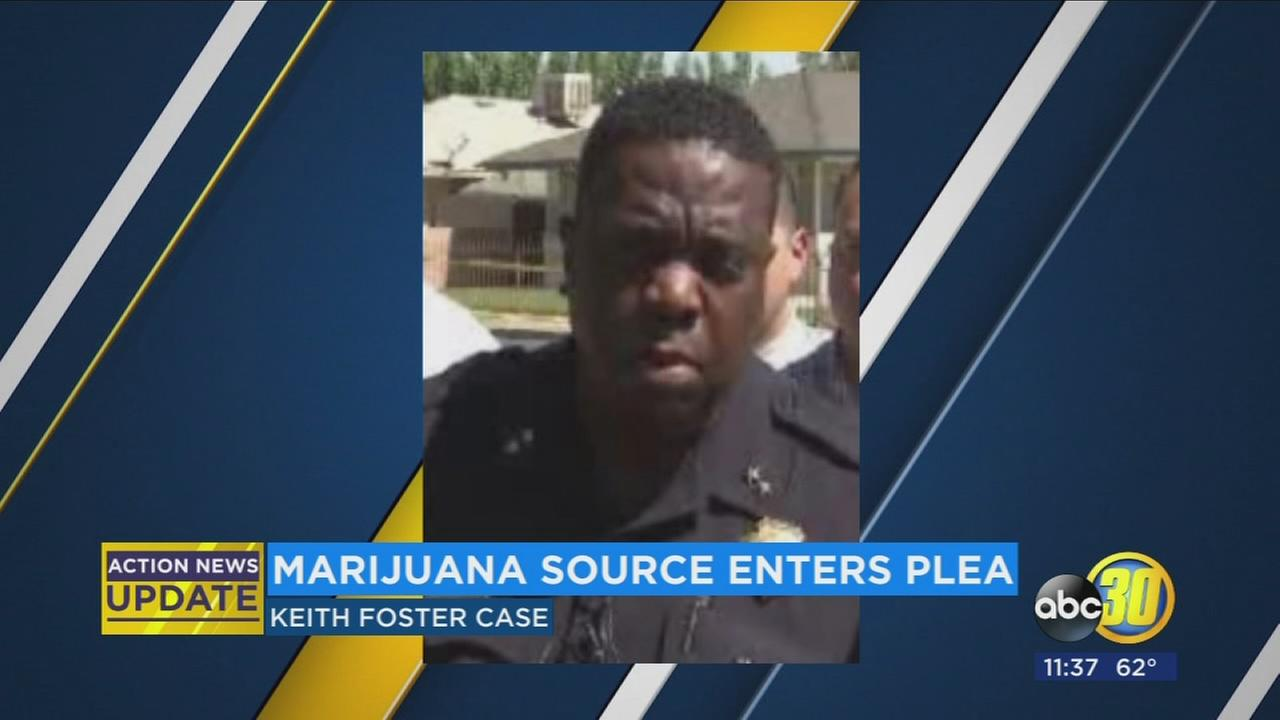Ricky Reynolds admits to selling marijuana in former Fresno Police Deputy Chief Keith Foster case