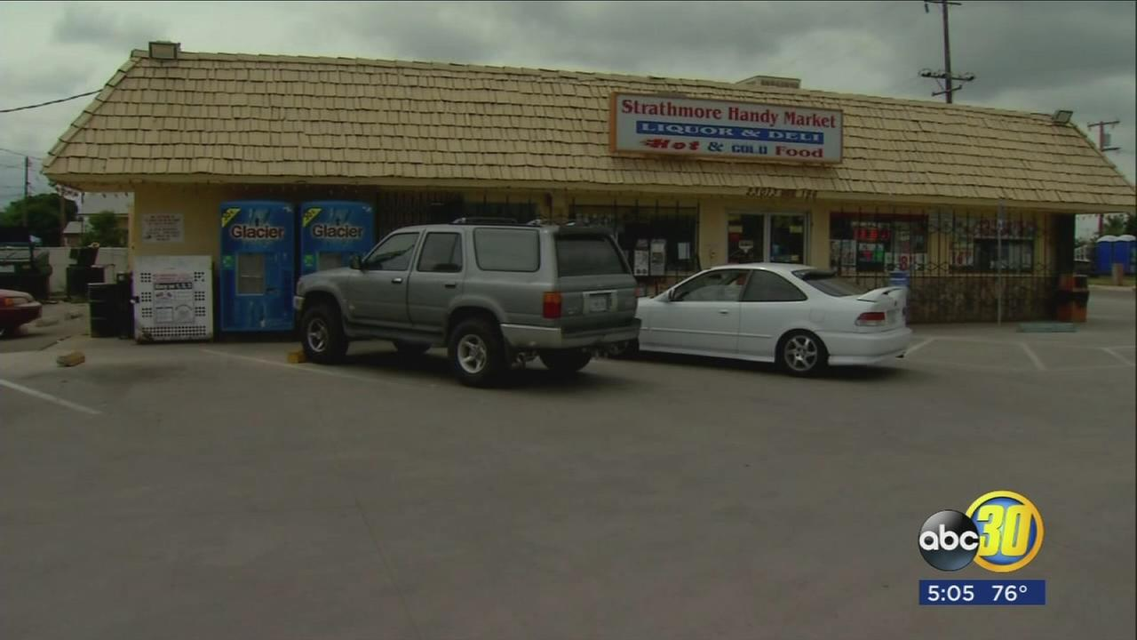Strathmore store clerk recovering after being beaten with bicycle chain