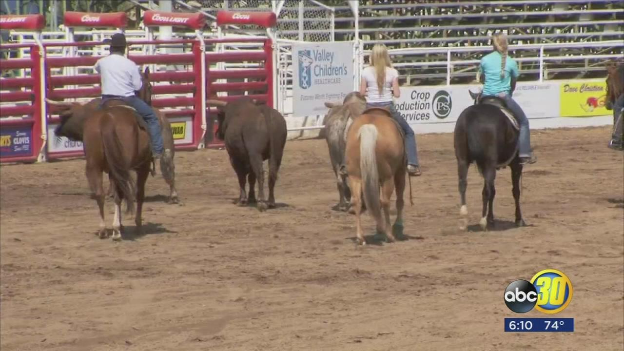 PBR hits the dirt at the Clovis Rodeo
