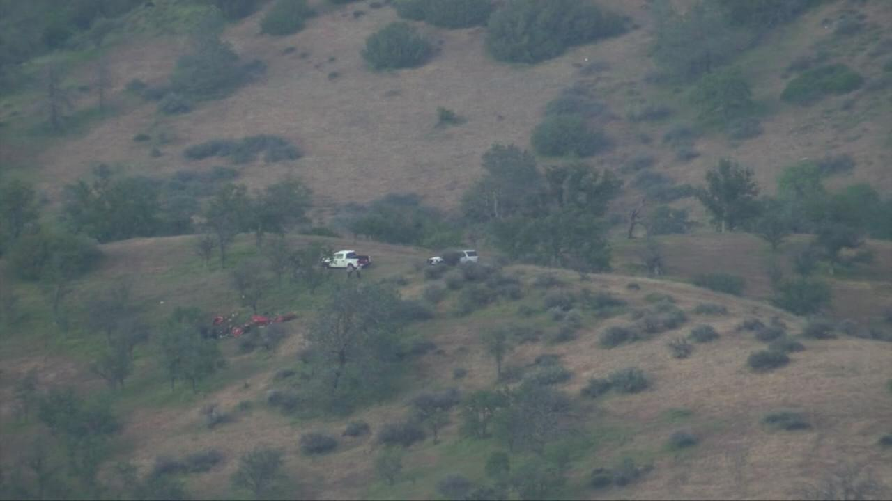 1 PERSON DEAD AFTER PLANE CRASH IN KERN COUNTY