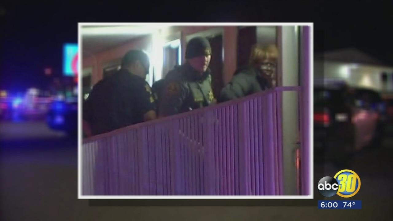 Woman arrested after Motel 6 shooting currently not facing any charges