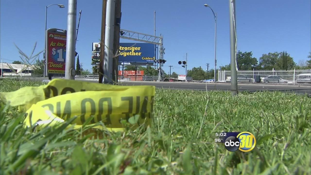 More pedestrians are being hit and killed by cars in Fresno