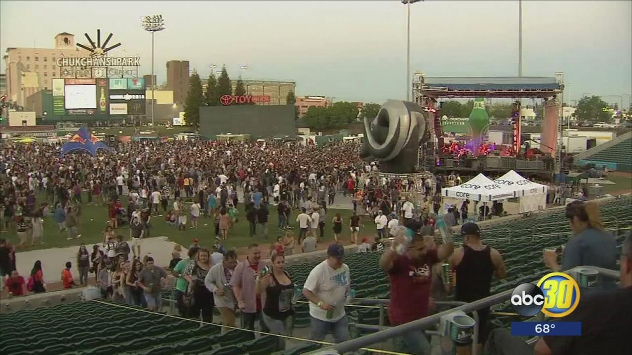 Grizzly Fest 17 lineup draws thousands to Downtown Fresno