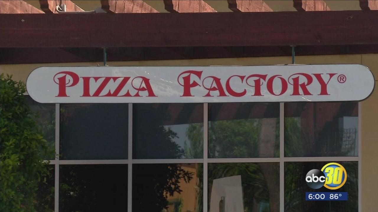 Teenage pizza delivery driver robbed, beaten in Visalia