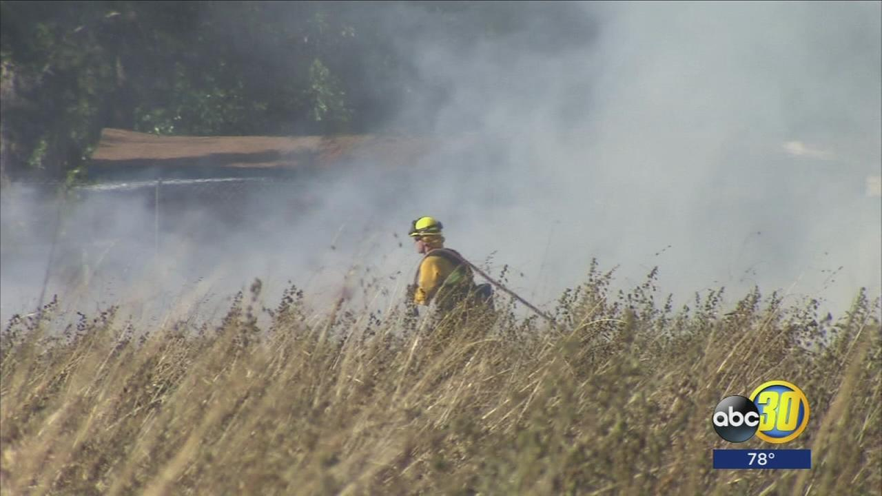 With fire season looming, CAL FIRE urges Fresno County residents to prepare