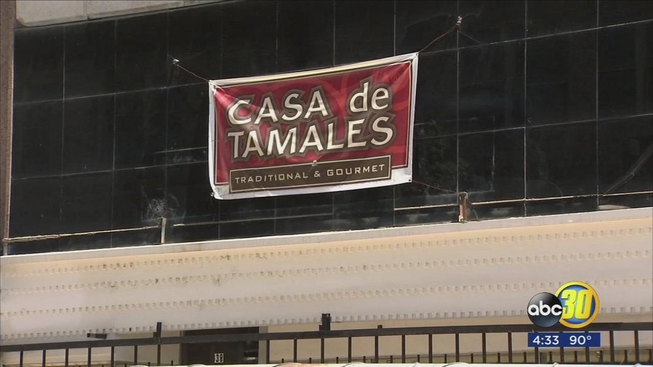 Casa De Tamales temporarily closes Fulton Mall location during construction