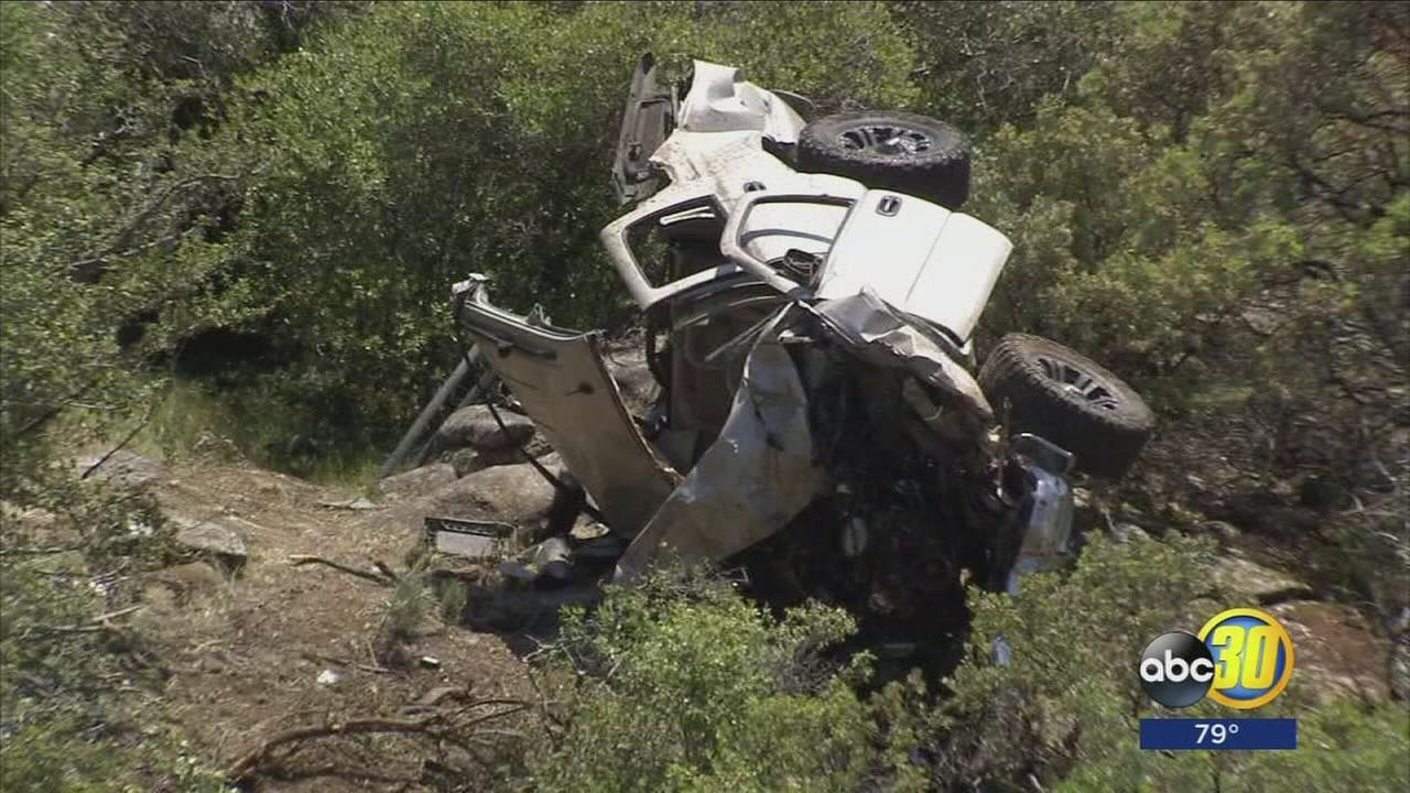 Deadly Highway 168 crash left sole survivor stranded for over 12 hours