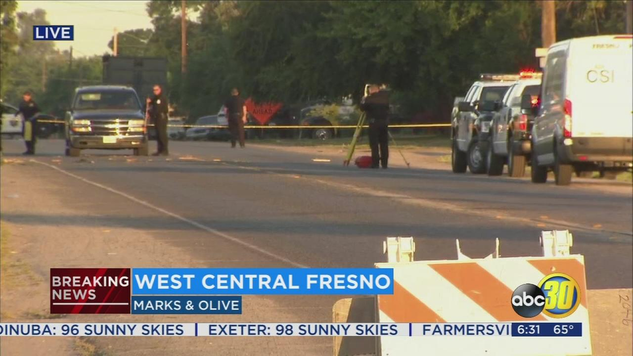 Person on bicycle killed in Fresno County hit and run, police say