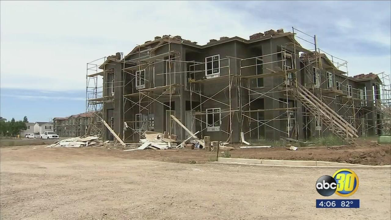Merced city leaders hoping to fix low apartment vacancy rate by building more apartments