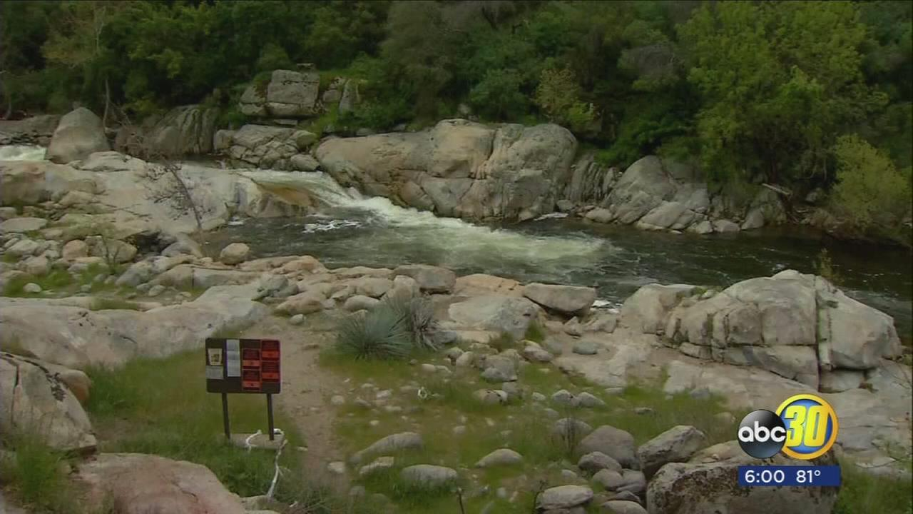Forest Service temporarily closes parts of Tule River in response to recent drownings