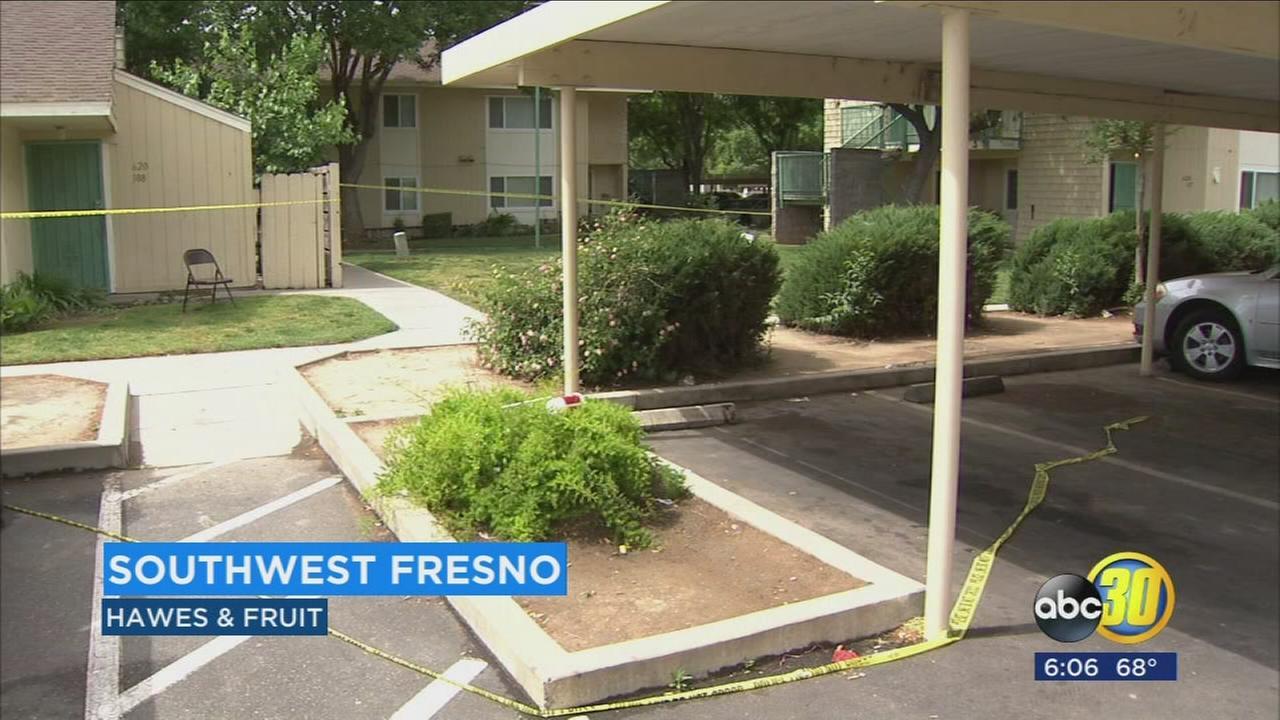 Police investigating homicide in Southwest Fresno