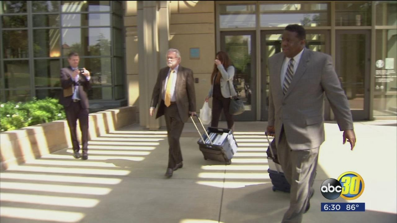 Drug conspiracy trial begins against former Fresno deputy police chief