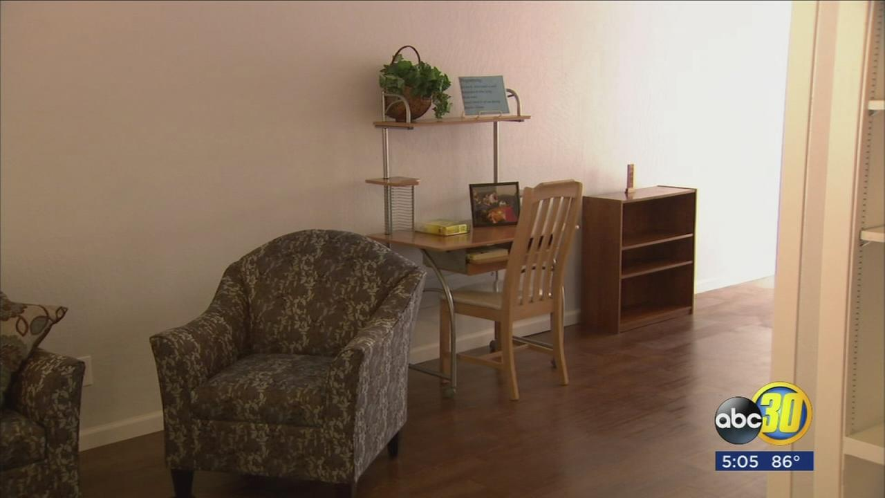 Salvation Army apartments get a facelift