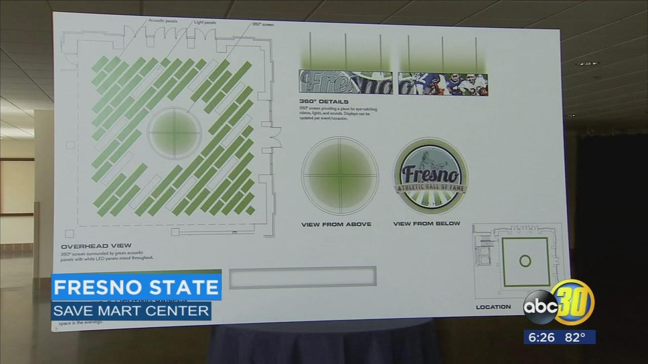 Fresno Athletic Hall of Fame unveils new home at Fresno State