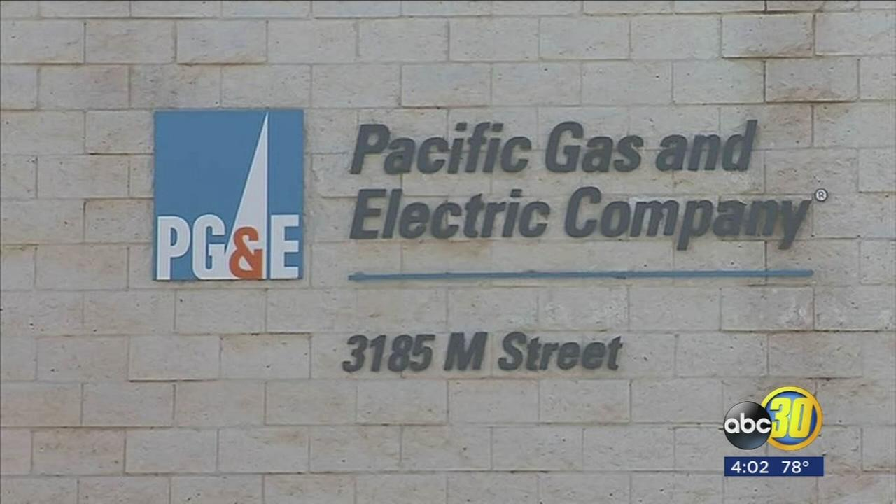 PG&E announces statewide rate increase
