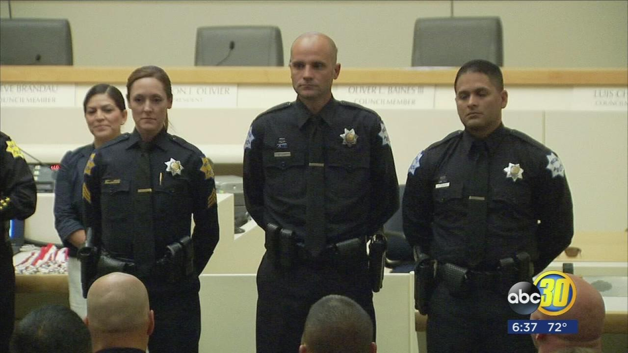 Fresnos finest honored during award ceremony