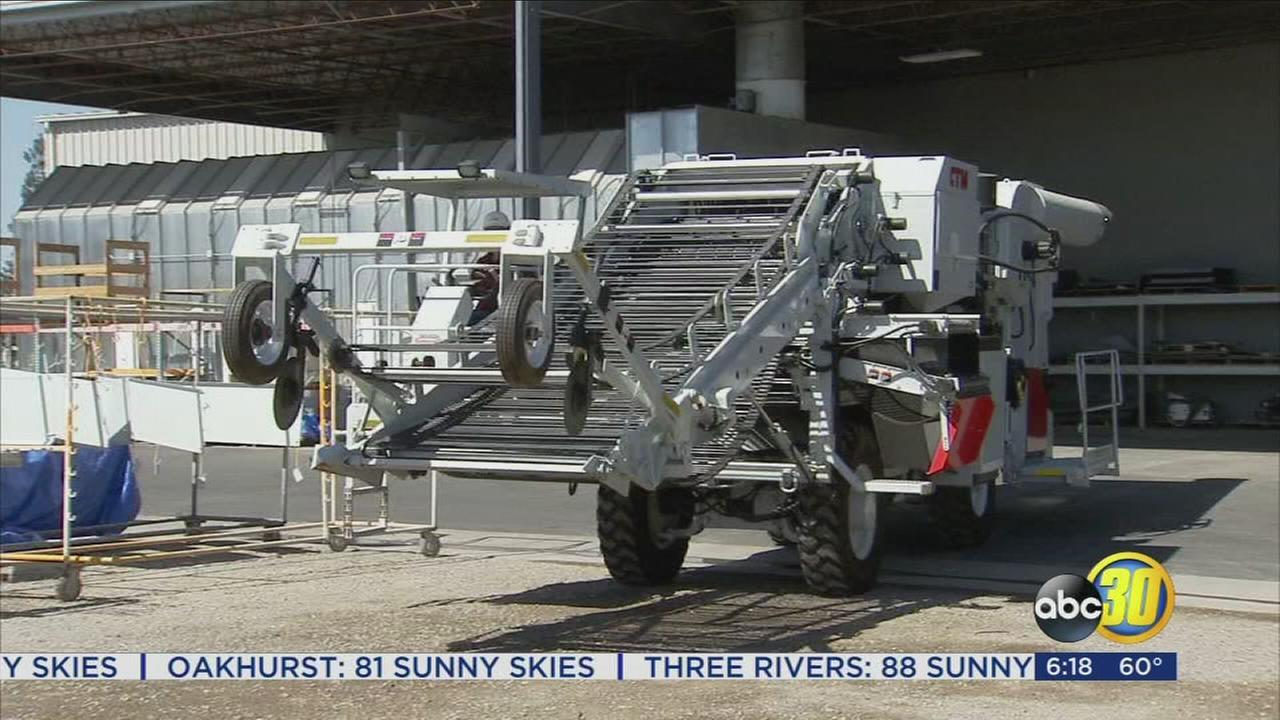 Made in the Valley: California Tomato Machinery, Westside Equipment