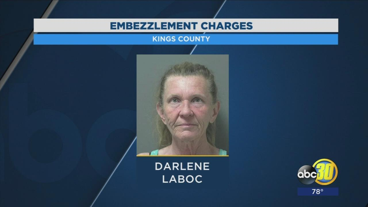 Former Kings SPCA manager arrested on embezzlement and grand theft charges
