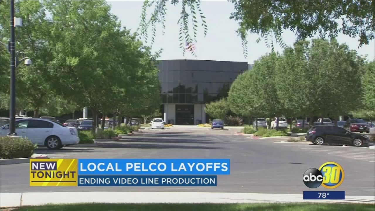 Pelco by Schneider Electric in Clovis laying off 200 employees