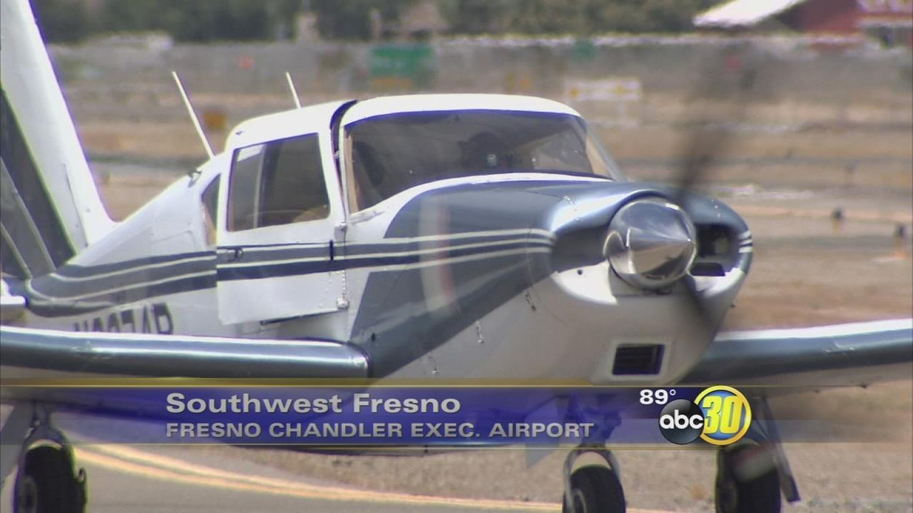 California Red Tails fly into Fresno