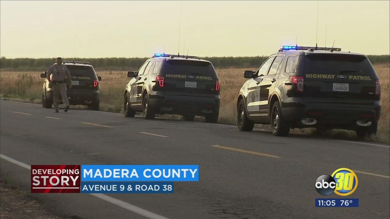 Man killed in hit and run in Madera County