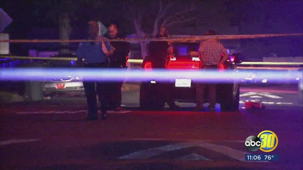 Woman killed, man injured in Southwest Fresno shooting