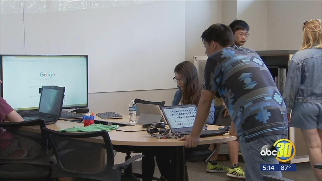 The next big business could come from Fresno area high schoolers