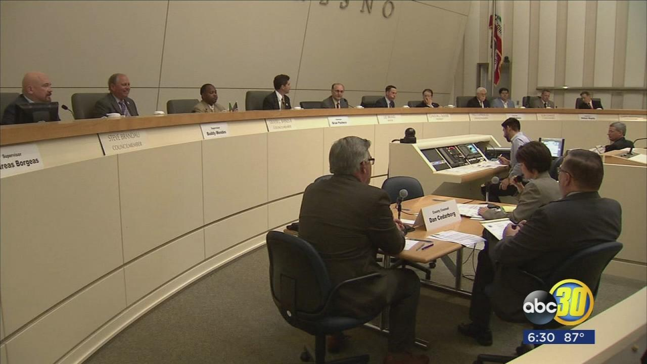 Fresno City Council and Board of Supervisors meeting focuses on marijuana and stray dog problems