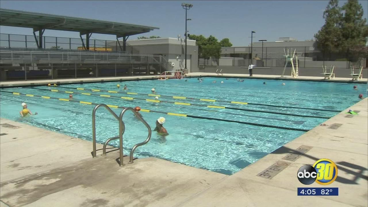 City of Fresno and Fresno Unified creating spaces for kids to swim during summer