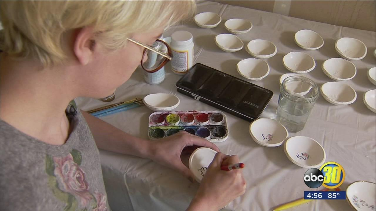 A Valley couples hobby creating jewelry dishes turns into full-fledged business